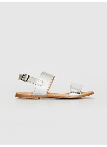 LC Waikiki Sandalet Gümüş